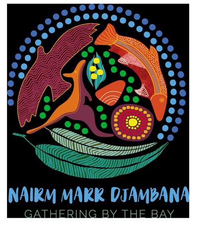 Djambana logo footer
