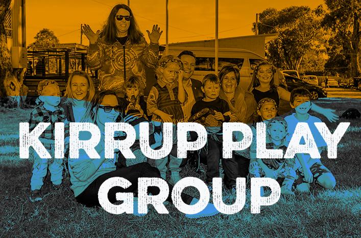KIRRUP PLAY GROUP