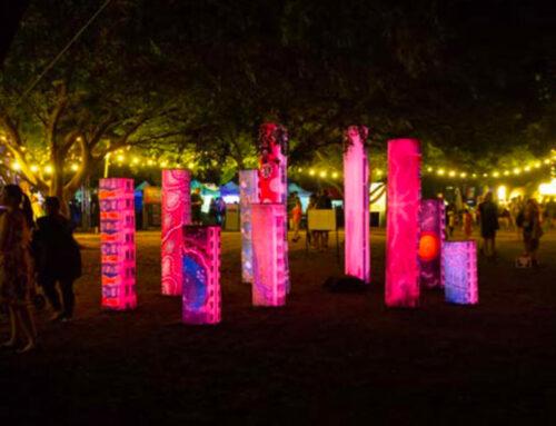 SPIRIT DREAMING lantern festival